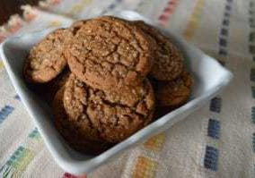 Aunt Verna's Molasses Cookies